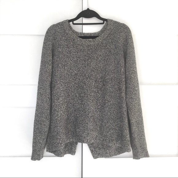 FLASH SALE⚡️Madewell Cross-Back Sweater